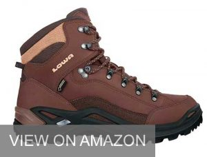 Best Mountain Boots For High Arches