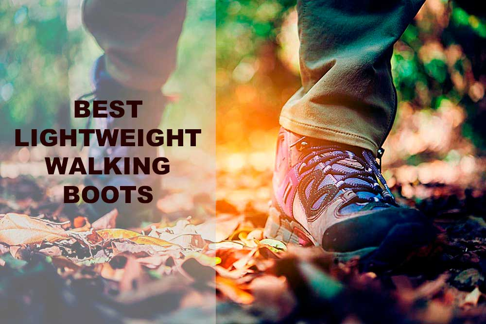 10 Best lightweight walking boots picked by expert