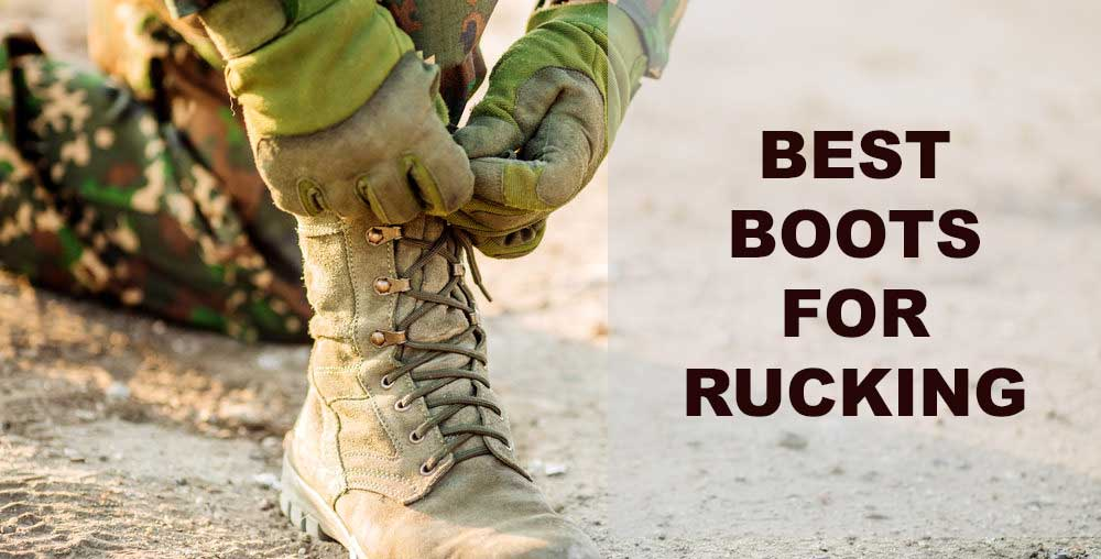 Best boots for rucking