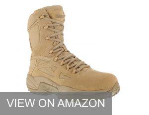 Best ranger boots for inclined terrain