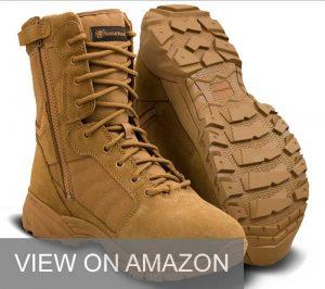 Best ranger boots for short break in