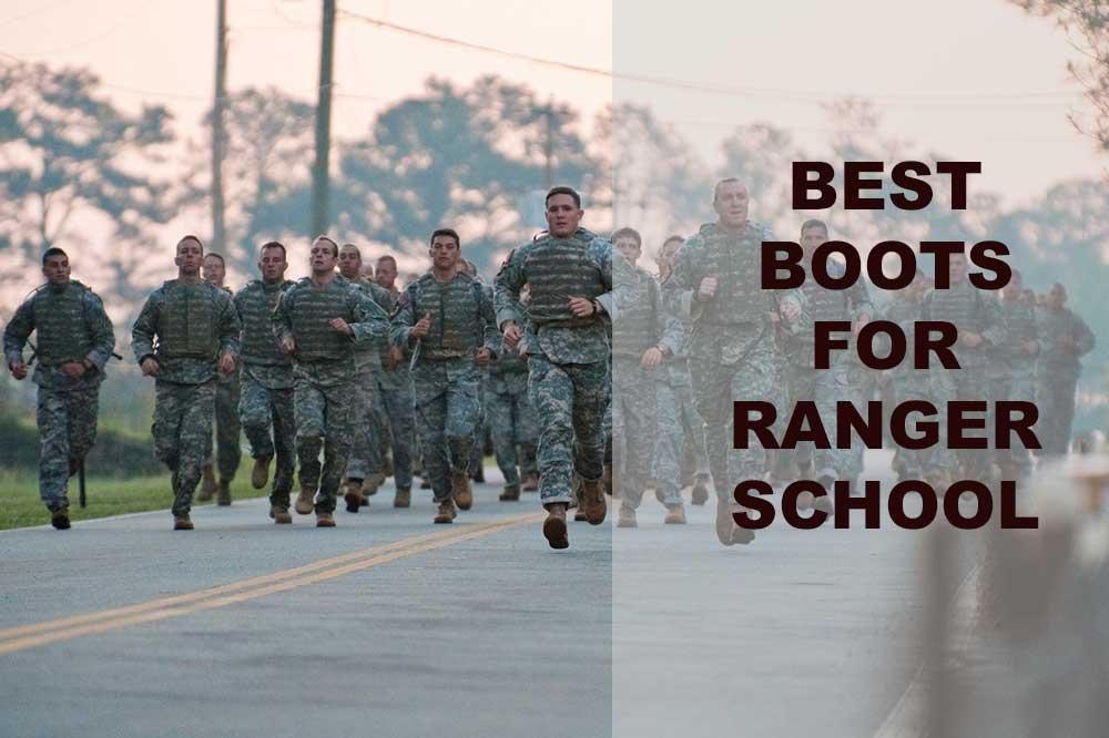 Best boots for ranger school