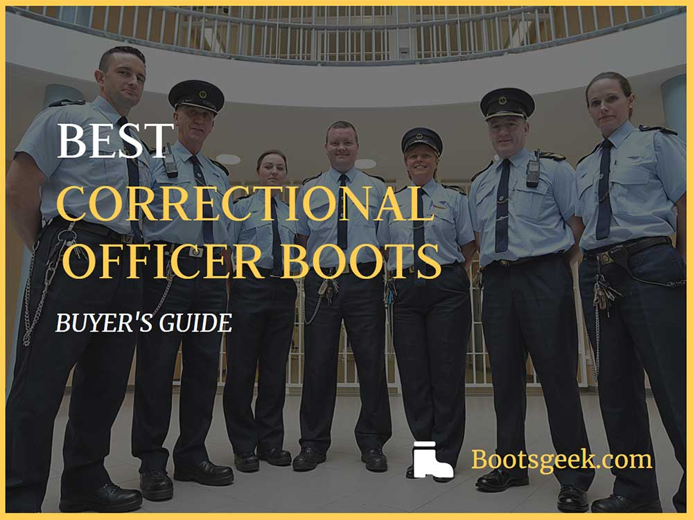 Top 10 Best Boots For Correctional Officer In 2019 Buyer