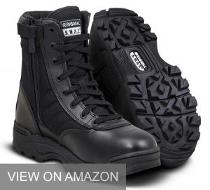 Cold weather correctional boots