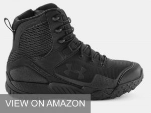 Correctional officer boots for comfort