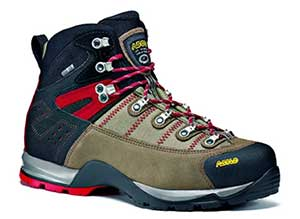 Asolo Figutive GTX Boot Review