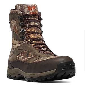 Danner High Ground Realtree xtra insulated 1000g Boot Review