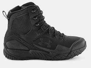 Under Armour Valsetz RTS Side Zip Military and Tactical Boot Review