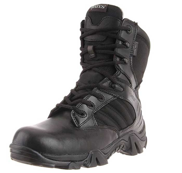 Bates GX-8 Ultra-Lites GTX Boot Review