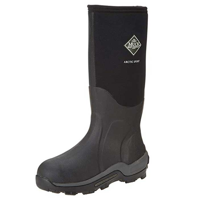 Muck Boot Arctic Sport Rubber High Performance Review