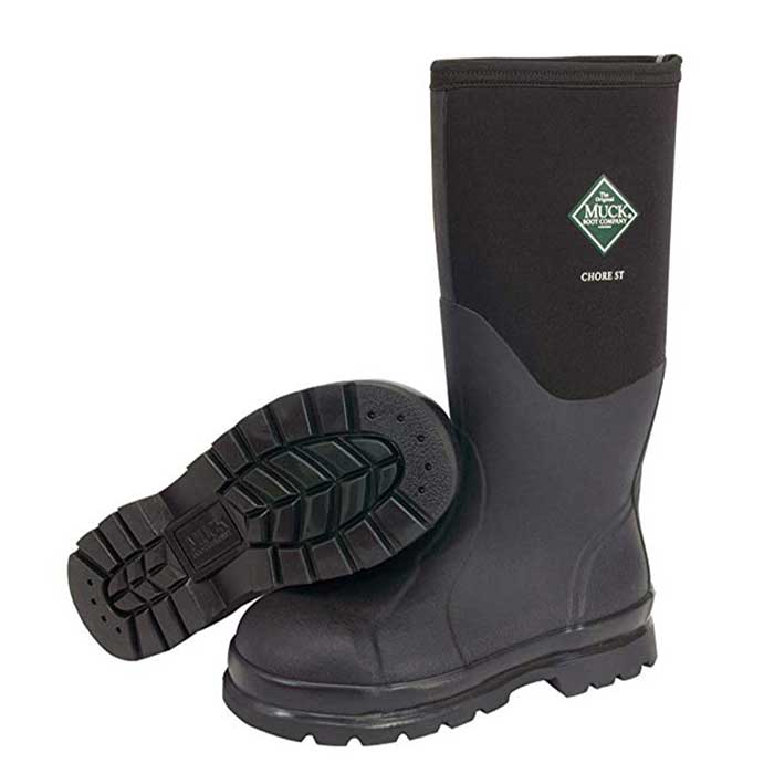 Muck Boot Chore Classic Tall Steel Toe Review