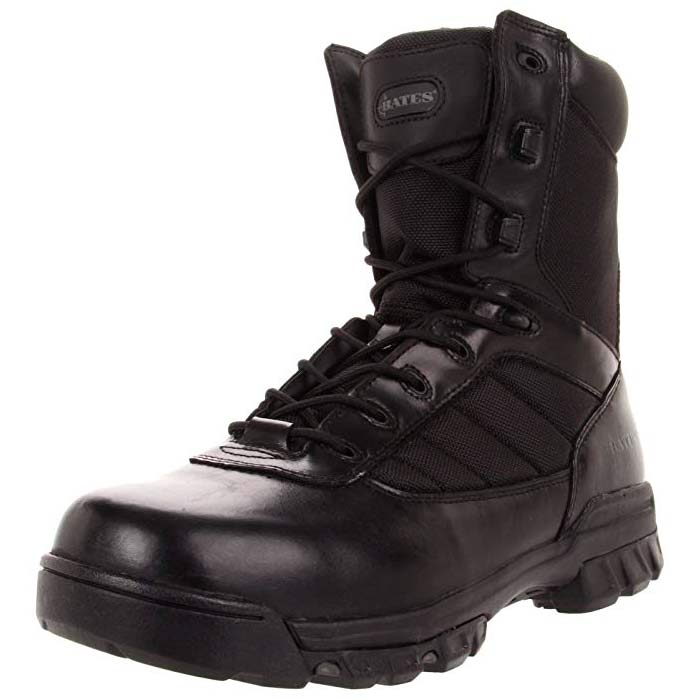Bates 8'' Tactical Industrial Shoe- The Working Man Review