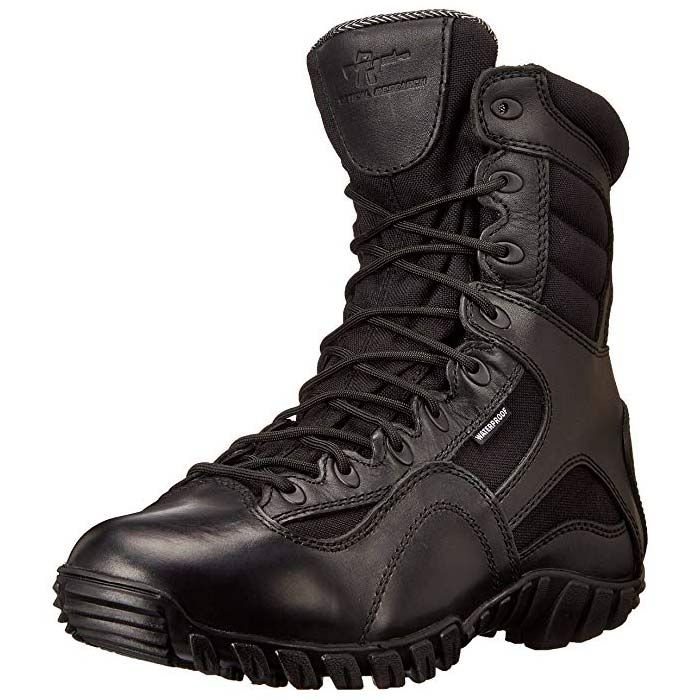 Belleville TR960ZWP KHYBER Lightweight Waterproof Side-Zip Tactical Boot Review