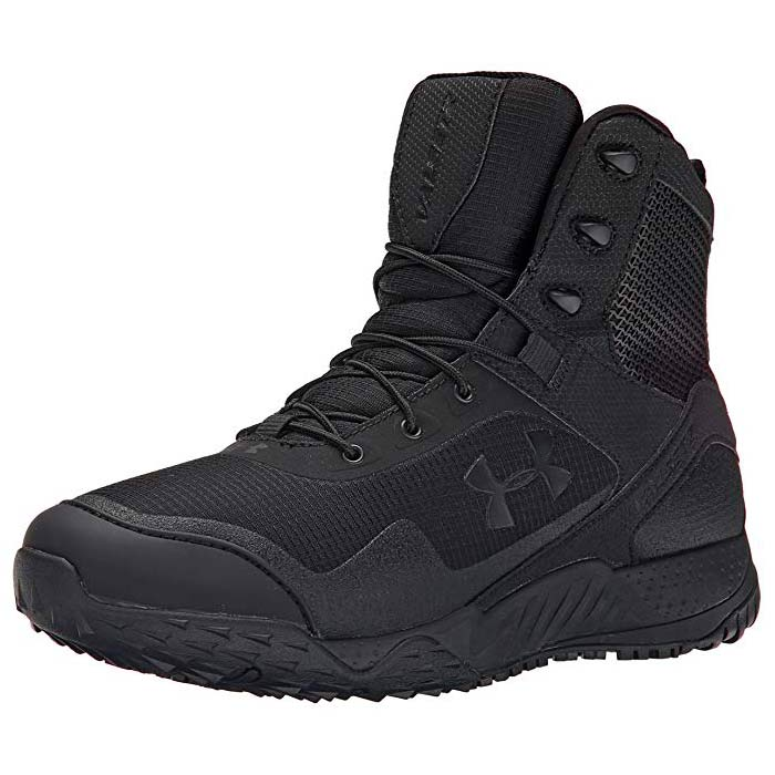 Under Armour Valsetz RTS Military and Tactical Boot- The Tennis Boot Review