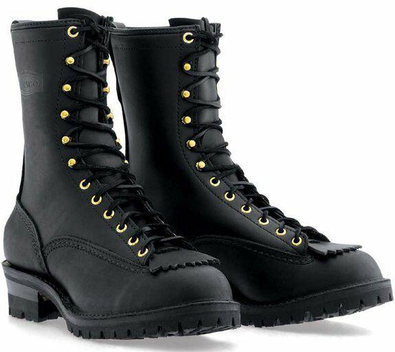 wesco firestormer boots review