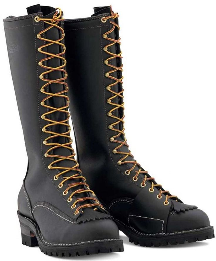 wesco highliner boots review